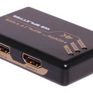A3127 • 2 Way HDMI Splitter V1.4a 10.2GBps Bandwidth