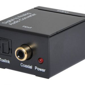 A3199A • Digital Audio To Stereo Audio Converter