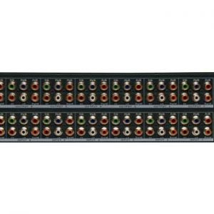 A3448 • 8 In To 8 Out Component AV Matrix Switcher