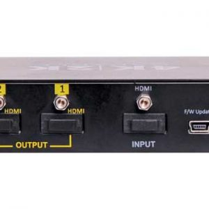 A3450 • 1 In To 2 Out HDMI 4K/2K Distribution Amplifier Scaler