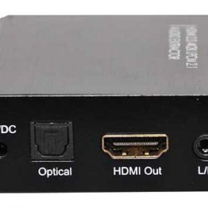 A3831 • HDMI 2.0 4K2K Audio Extractor