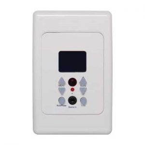 A5036A • Audio Distribuition System Remote Control Panel
