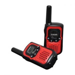 X0566 • PMR780RD 80Ch 2 Way UHF CB Red Transceiver Pair