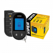 Viper 5706VR Responder 2-Way LCD Security with Remote Start