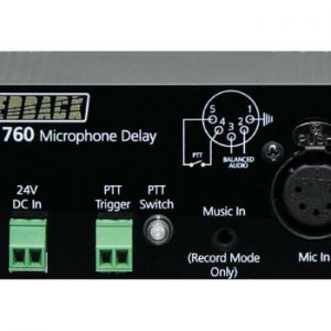A1760 • Microphone Delay/Mic-Line Recorder
