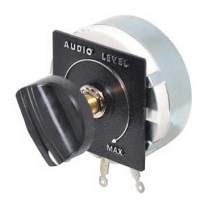 A2110 • Audio Level Controller Mono 100W/8 Ohm