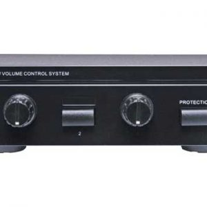 A2384 • 2 Channel Speaker Switch With Volume Control