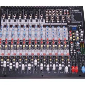 A2562 • 16 Channel DSP Mixer With USB Output & Effects