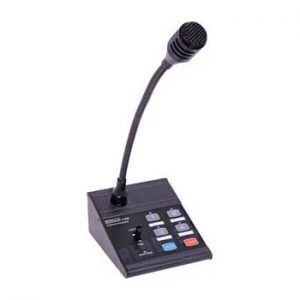 A4488 • 4 Zone Paging Microphone