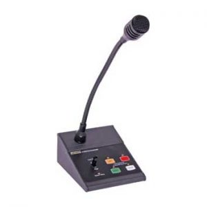 A4564 • Paging Console With Alert/Evac/Chime Control