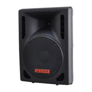 "C0991A • 200mm 8"" 2 Way MP3/BT/FM USB Powered PA Speaker"