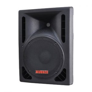 "C0993A • 254mm 10"" 2 Way MP3/BT/FM USB Powered PA Speaker"