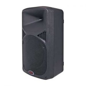 C0994 • 250mm 10 Inch 2 Way MP3 USB Powered PA Speaker
