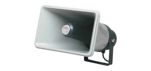 C2026 • 25W 8 Ohm Weather Proof IP65 Plastic PA Horn Speaker