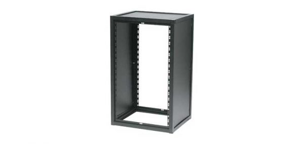 "H5604 • 4U 450mm Deep 19"" Rack Frame Panel Set"