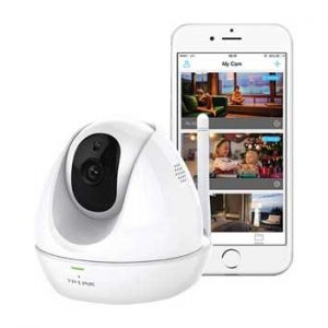S9013 • 720p WiFi IP IR Cloud Camera With Pan Tilt And Audio