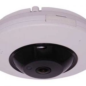 S9109 • 4 Megapixel Fish Eye Lens Wi-Fi IP PoE Dome Camera