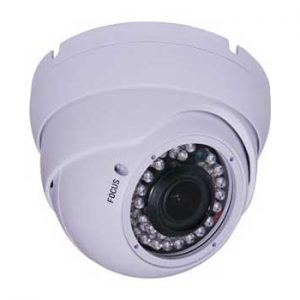 S9123F • 1080p AHD / 960H Vari-Focal IR Colour Dome Camera