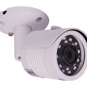 S9133G • 1080p AHD IR Colour Bullet Camera White 960H