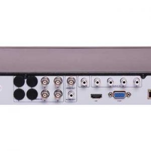 S9344L • 4 Channel AHD 4MP/IP/CVI/TVI Hybrid Digital Video Recorder