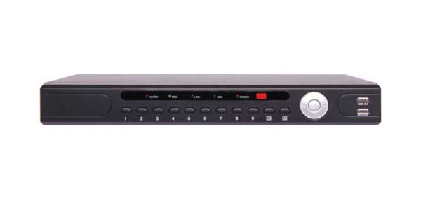 S9367 • 8 Channel 1080p PoE Network Video Recorder