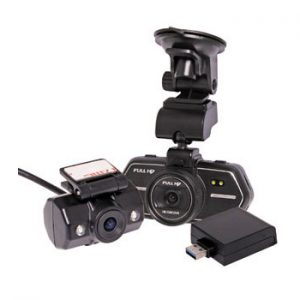 SP9437 • In-Vehicle HD Event Recorder Camera Package