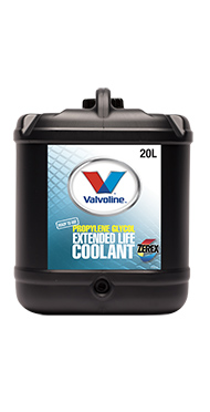 Valvoline Zerex(TM) HD Extended Life PG XL Coolant Ready To Use