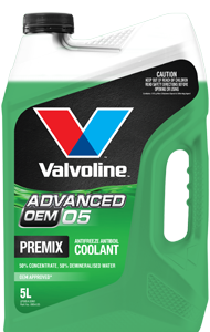 OEM Advanced 05 Ready To Use Coolant