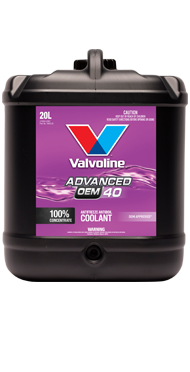 OEM Advanced 40 Concentrate Coolant