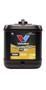 Valvoline HD Extended Life NF Coolant Ready To Use
