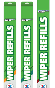 Valvoline ViewMax Wide Plastic Back Refills